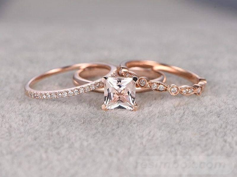Art deco engagement ring-560909328588384444
