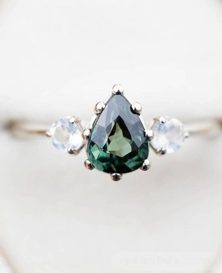 Art deco engagement ring-634866878702288715