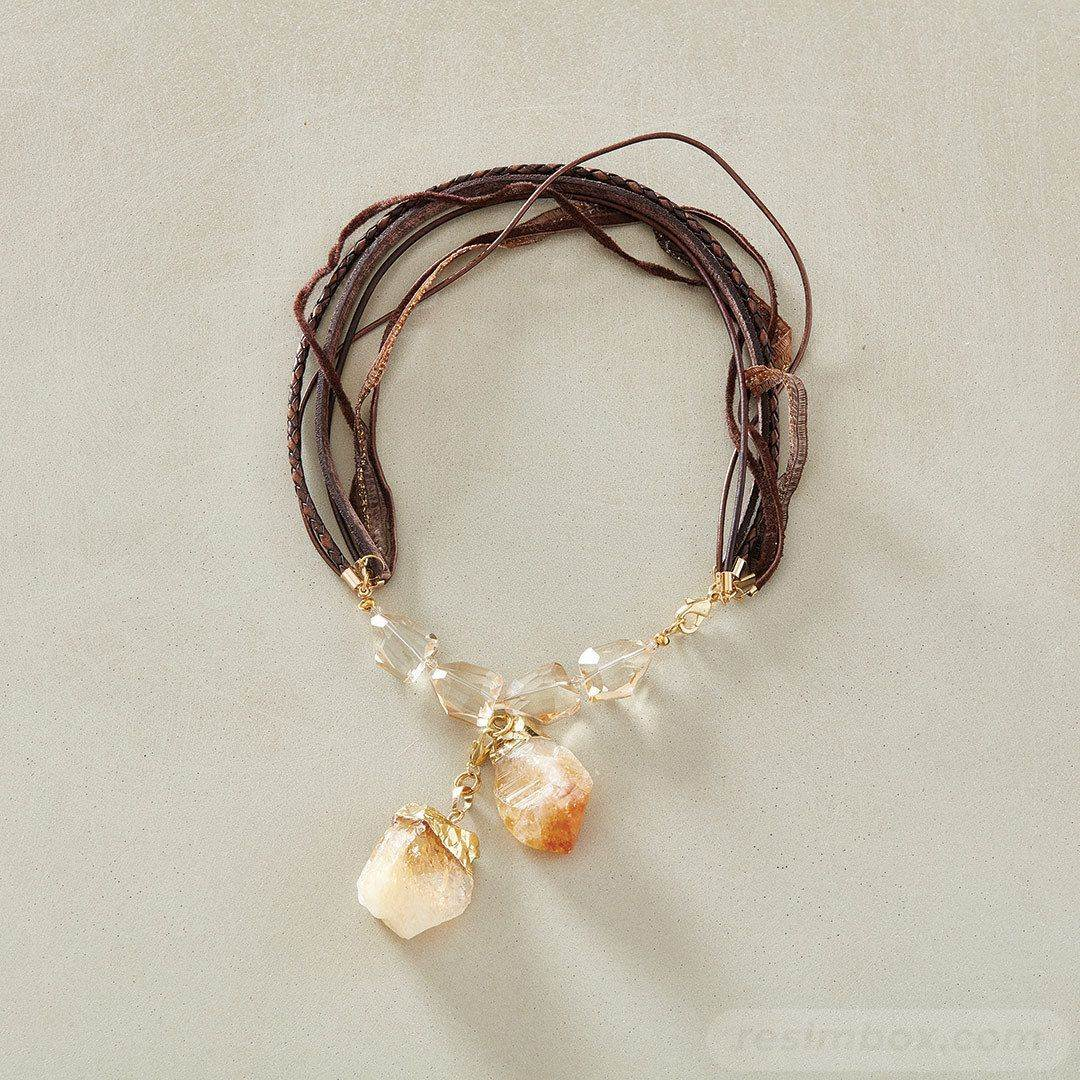 beadingdaily-beads-plus-leather-chain-and-wire-jewelry-37647346871675395