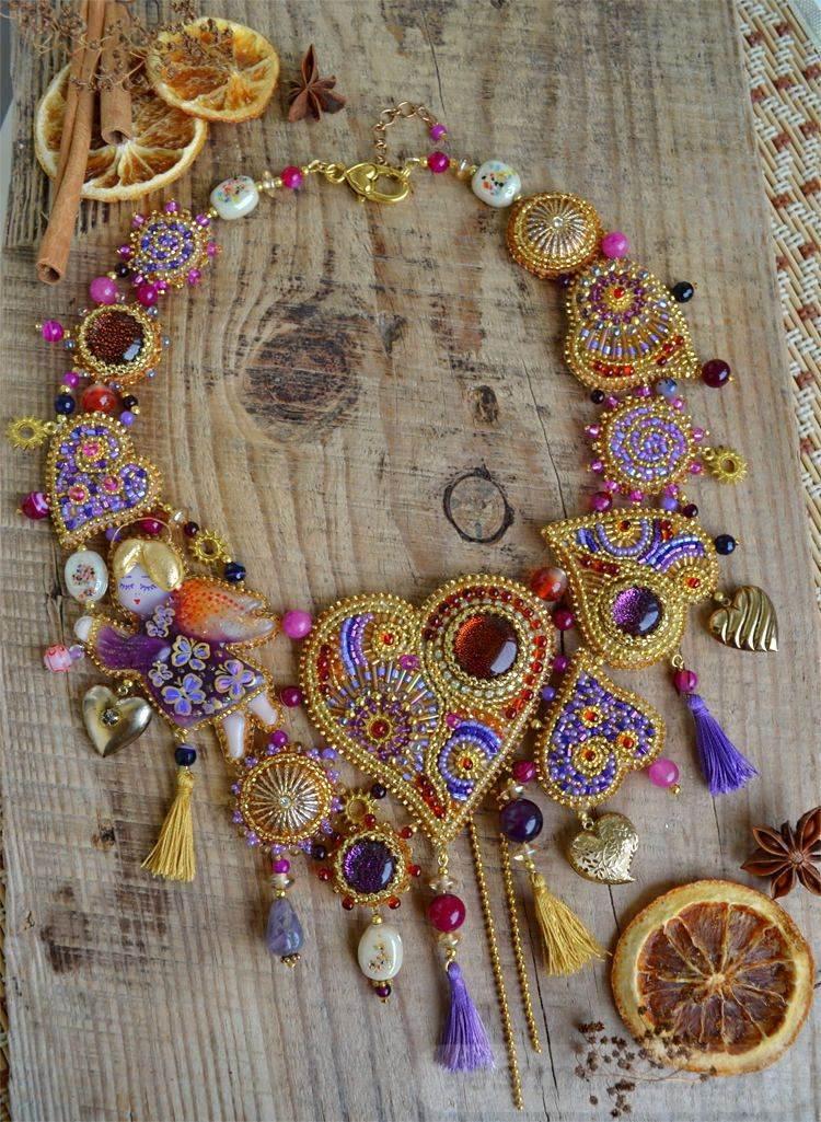beautiful jewelry diy-344103227778726043