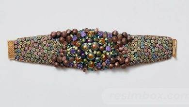 Photo of 14 Best Colorful Copper And Bead Jewelry