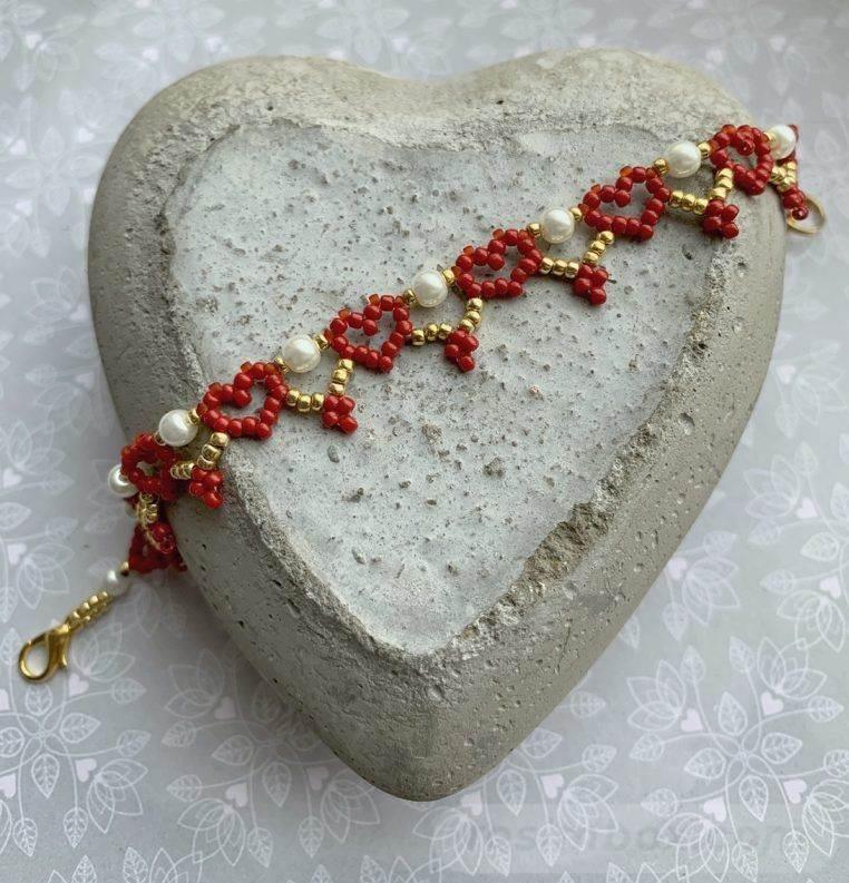 Beaded jewelry-206602701642727458