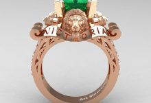 Photo of 17 Pretty Art Nouveau Jewelry Wedding Rings