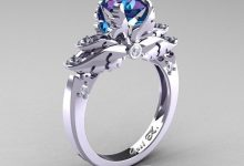 Photo of 13 Pretty Artisan Jewelry Engagement Rings